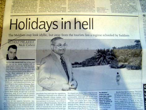 how to avoid a holiday in hell