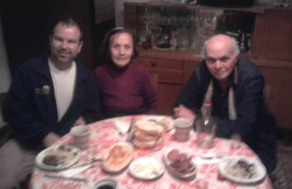 Pernik,  Bulgaria and Borislav the Moroccan Idol