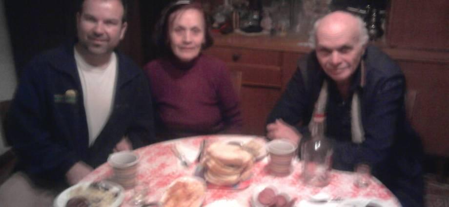 Bulgarian home food