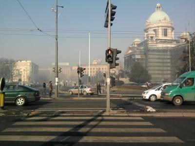 Belgrade smog