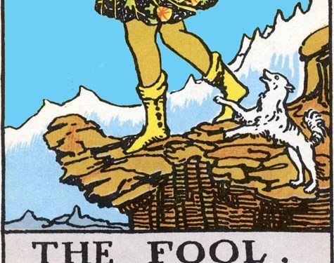 Happy Fools Day! Fools take risks! Be a fool!