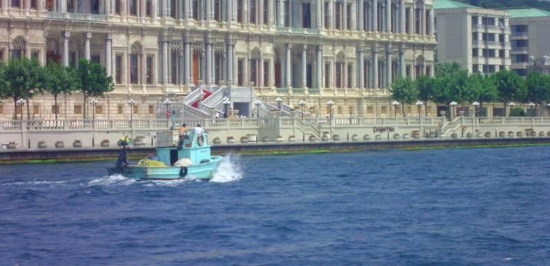 Shores of the Bosphorus Part II