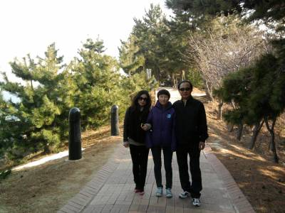 My Penis Park Friends in South Korea