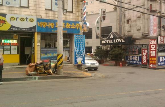 Love Motels in Korea