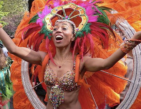 Karneval der Kulturen (Carnival of Cultures), Berlin – 10th to 13th June 2011