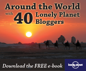 Around the World with 40 Bloggers – From Lonely Planet