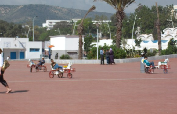 Young Moroccan Saddle Tramps – Picture of the Day