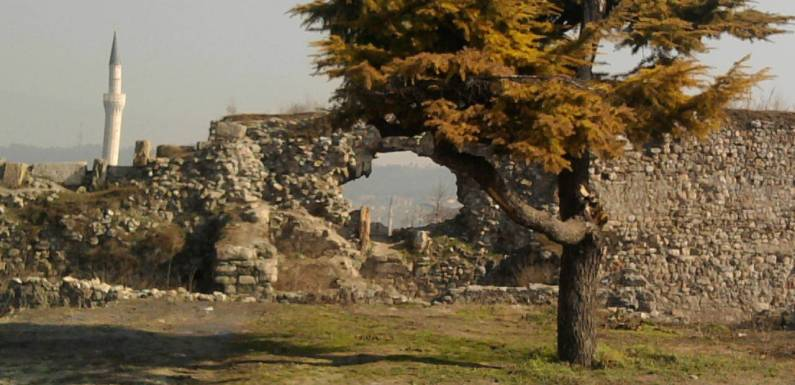 Holes in Macedonian Fort in Skopje – Photo of the Day