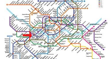 seoul subway system