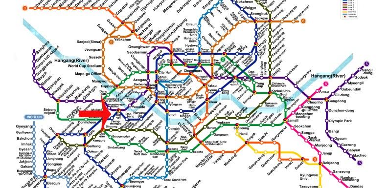 Underground Seoul – Korean World Beneath Your Feet