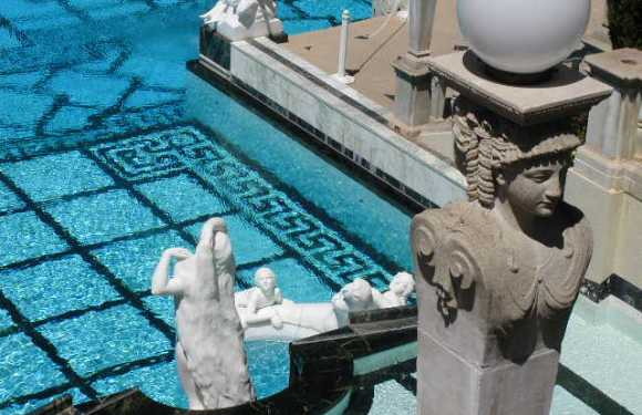 Hearst Castle – My Dream Pool – Have You Been Here?