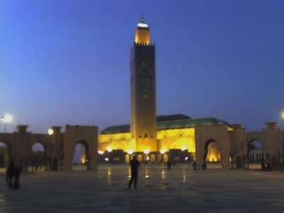 2nd largest mosque in the world