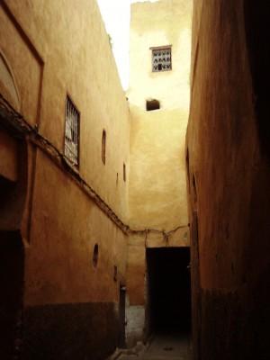Door in Fez