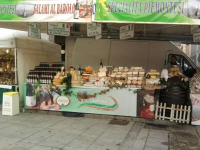 Bergamo food and wine festival