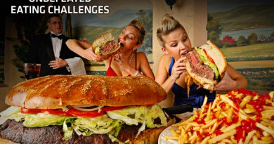 Food challenges in Florida