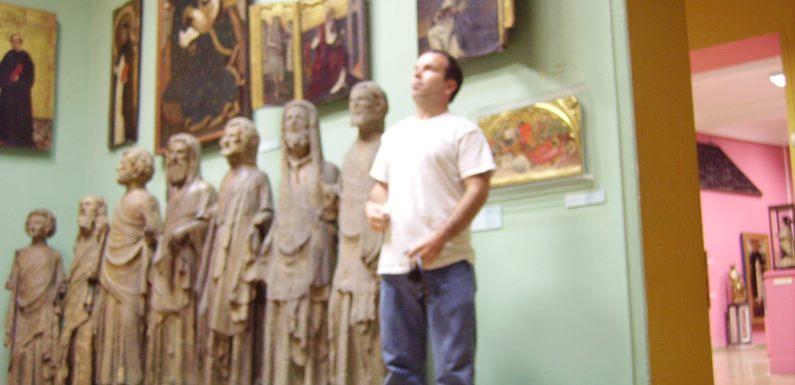 Vagobond Travel Museum – Friday 13th January 2012