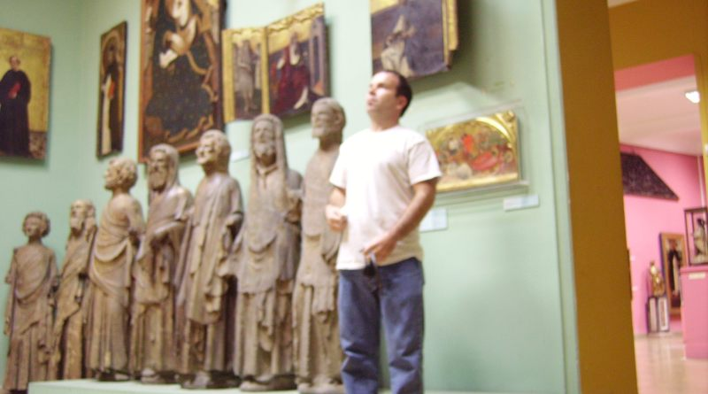 Valencia Statues Vagabond Travel Museum