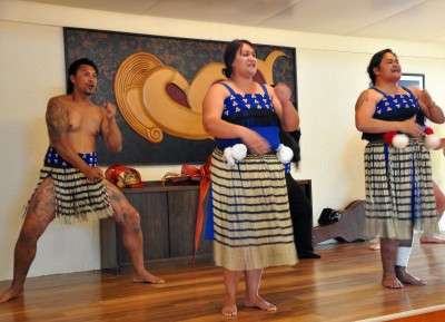 New Zealand Maori Dance