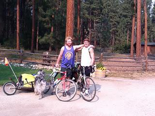 yellowstone Bike Trip