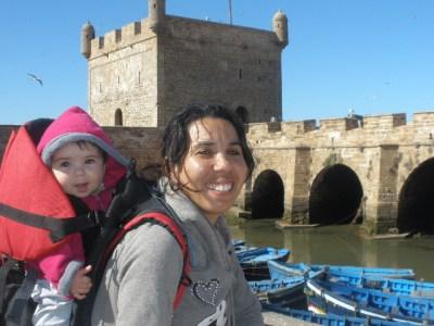 spontaneous trip to Essaouira