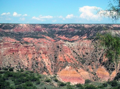 Amarillo, Palo Duro Canyon