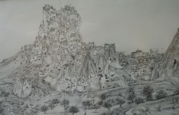 Food, Wine and Art in Uchisar, Goreme and Avanos Cappadocia!