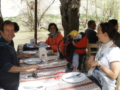 Lunch in Cappadocia