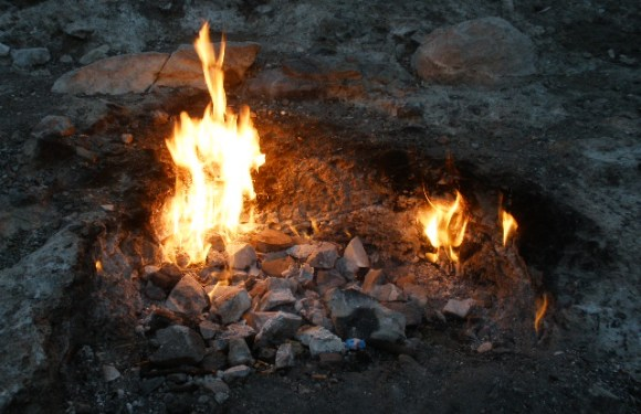 Fire on the Mountain – Visiting the Ancient Chimera in Olympos, Turkey