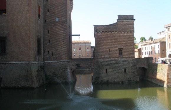 Ferrara, Italy – From Castello Estense to Cappellacci di Zucca