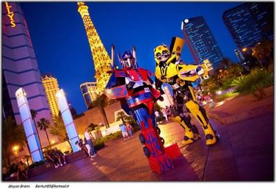 Robots in Vegas cc Image courtesy of Moyan_Bren on Flickr