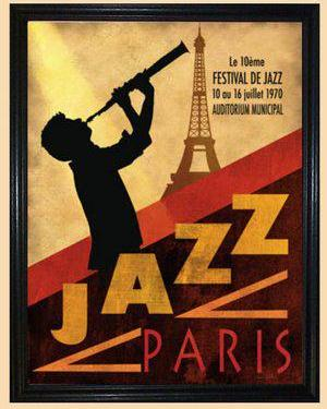 Jazz in Paris – Paris Jazz Bars and One Swinging Town