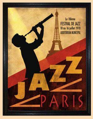 Jazz in Paris – Paris Jazz Bars and One Swinging Town
