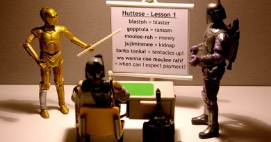 Bounty Hunter Language Course ccImage Courtesy of Stefan on Flickr
