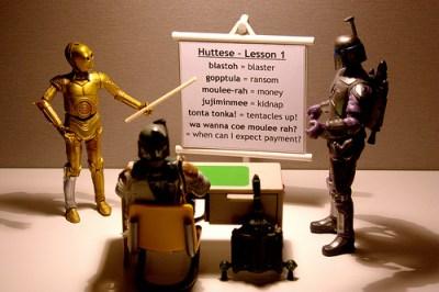 Bounty Hunter Language Course ccImage Courtesy of Stefan on Flickr