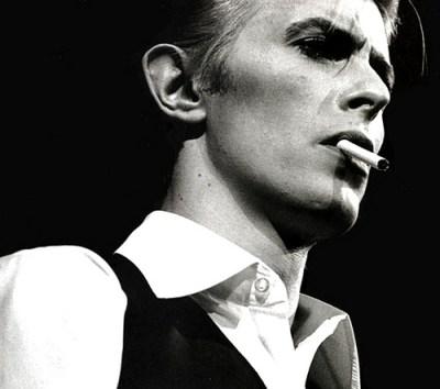 David Bowie in Travel cc IMage courtesy of Quicheisinsane on Flickr