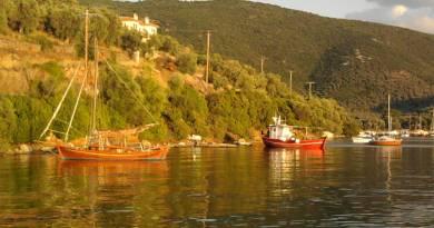 Greek Sailing