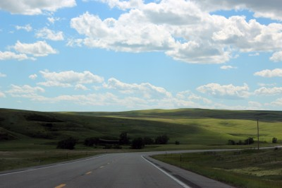 The Road to South Dakota