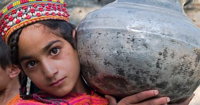 Pakistan by Dave Stamboulis