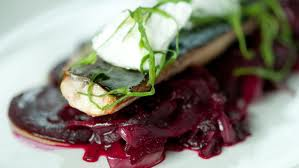 beetroot and mackeral