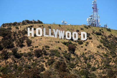 Hollywood - Here we are!