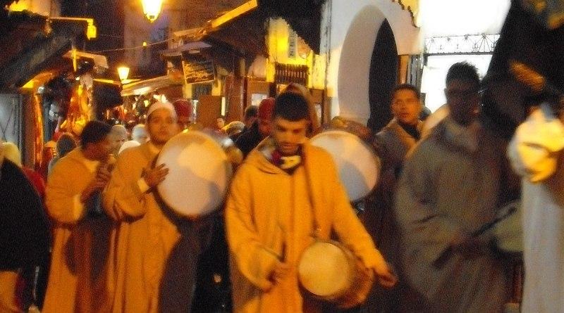 Fez music