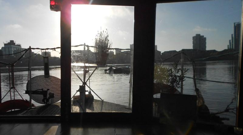 Chelsea Thames Sunset