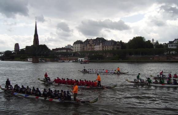 Frankfurt Dragon Boats
