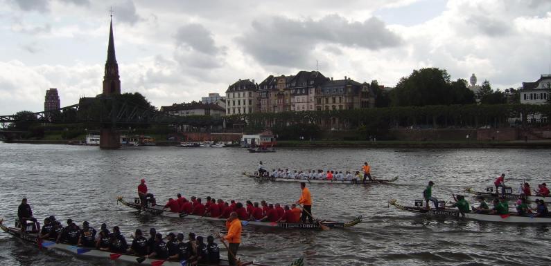 Frankfurt Dragon Boats
