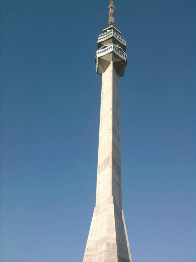 Serbian TV Tower
