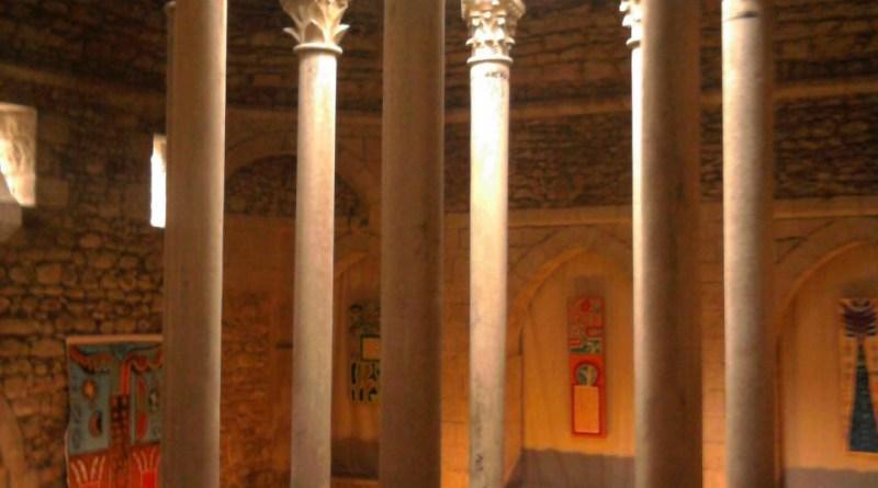 Banos del Arabs in Girona
