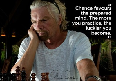 billionaire playboy Richard Branson