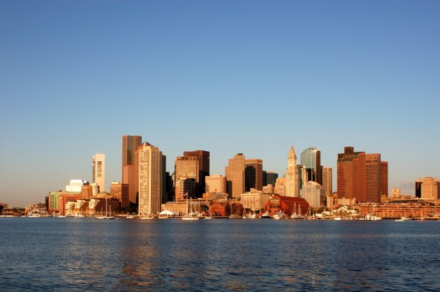 Boston Downtown [ThinkStock - iStockphoto]