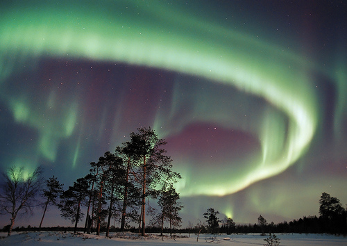Photo of Lapland courtesy of Visit Finland