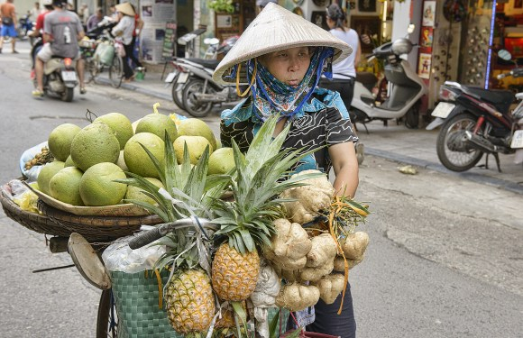 Taking It To The Streets: A Weekend in Hanoi